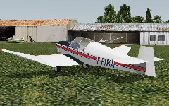 XPFR : Aircraft and Sceneries for X-Plane