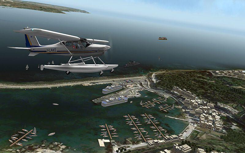 XPFR: Sceneries for X-Plane